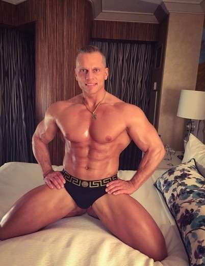 Jasper Van Dean - Male Escort in Las Vegas - Bi Male Escort in Las Vegas - Main Photo