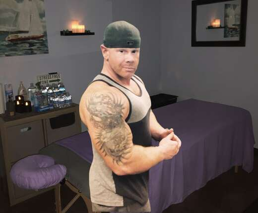Massage By Muscle_XL - Male Escort in Providence - Main Photo